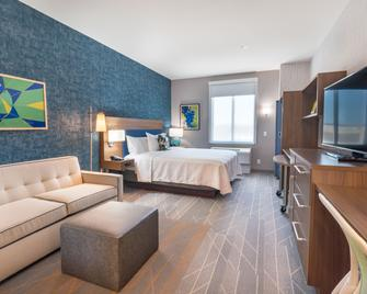 Home2 Suites by Hilton Temecula - Temecula - Schlafzimmer