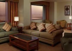 Hyatt Regency Galleria Residence Dubai - Ντουμπάι - Σαλόνι