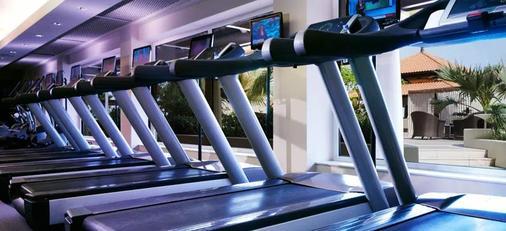 迪拜廣場凱悅公寓式酒店 - 杜拜 - 健身房