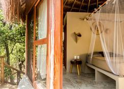 Mamasan Treehouses & Cabins - Tulum - Quarto