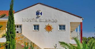 Ikaros Hotel - Laganas - Building
