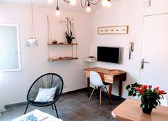 Home Chic Home - Les Toits De L'argenterie - Netflix - Montpellier - Lounge