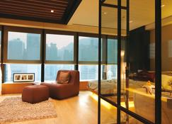 Yin Serviced Apartments - Hong Kong - Sala