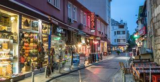 Erenler Hostel & Hotel - Estambul - Vista del exterior