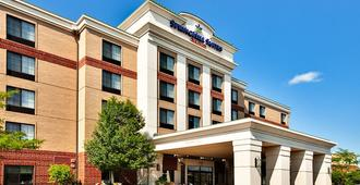 SpringHill Suites by Marriott Chicago Schaumburg/Woodfield Mall - Шаумбург - Здание