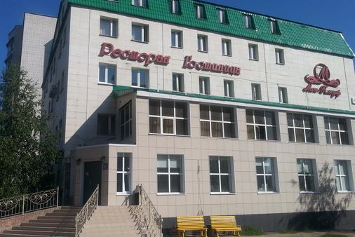 摩恩普拉希爾飯店 - 喀山 - 建築