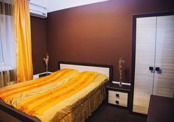 摩恩普拉希爾飯店 - 喀山 - 臥室
