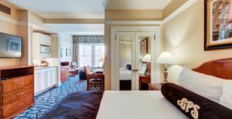 Gaslamp Plaza Suites - סן דייגו - חדר שינה