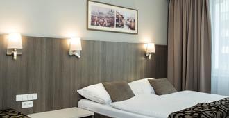 Wellness Hotel Step - פראג - חדר שינה