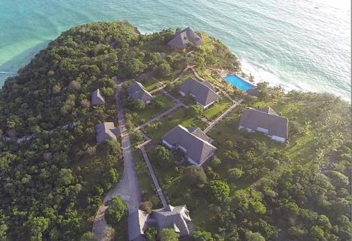 Ras Michamvi Beach Resort - Michamvi - Näkymät ulkona