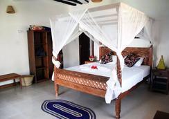 Ras Michamvi Beach Resort - Zanzibar - Phòng ngủ