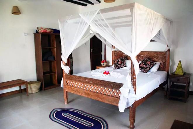 拉斯米札姆維海灘渡假村 - 米查姆维 - Michamvi - 臥室