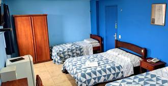 LM Hotel - Sao Paulo - Bedroom