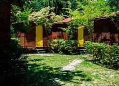 Seven Hills Village - Roma - Edificio
