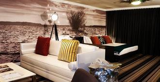 El Cortez Cabana Suites - Las Vegas - Living room