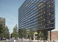 CitySuites Serviced Apartments - Manchester - Building