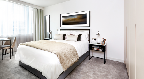 CitySuites Serviced Apartments - Manchester - Bedroom