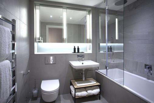 CitySuites Serviced Apartments - Manchester - Bathroom