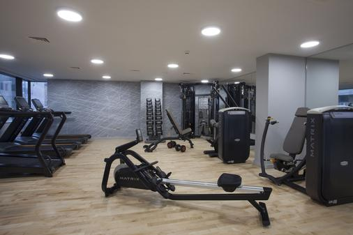 CitySuites Serviced Apartments - Manchester - Gym
