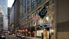 Club Quarters Hotel in Boston - Boston - Edificio
