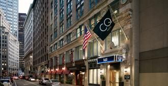Club Quarters Hotel in Boston - Бостон - Здание