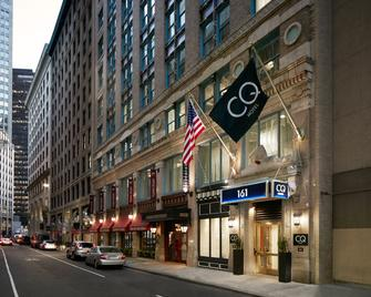 Club Quarters Hotel in Boston - Boston - Edificio