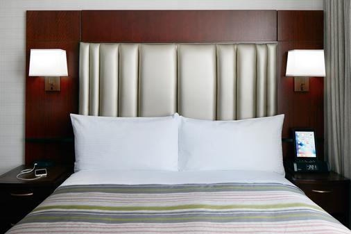 Club Quarters Hotel in Boston - Boston - Makuuhuone
