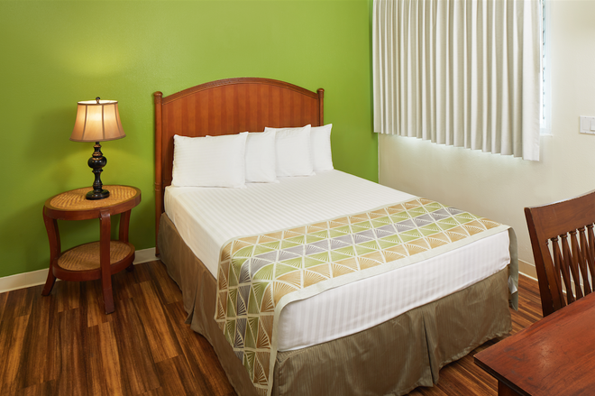 Pacific Marina Inn - Honolulu - Phòng ngủ