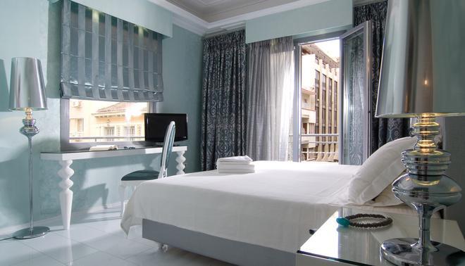 雅典鑽石酒店 - 雅典 - 雅典 - 臥室