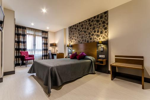 Hotel Regio Cadiz - Cadiz - Bedroom