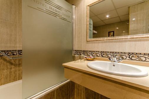 Hotel Regio Cadiz - Cadiz - Bathroom