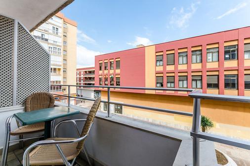 Hotel Regio Cadiz - Cádiz - Parveke