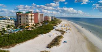Pink Shell Beach Resort and Marina - Fort Myers Beach - Παραλία
