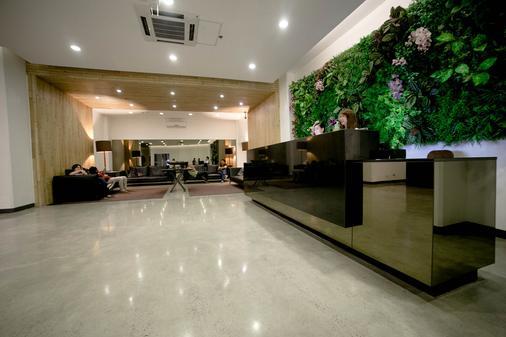 The Hotel at Green Sun - Manila - Hành lang