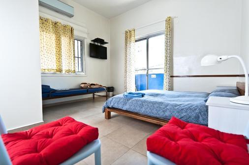 Hayarkon Hostel - Тель-Авив - Спальня