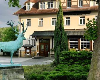 Parkhotel Forsthaus - Tharandt - Außenansicht