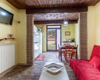 Appartamento Le Betulle - Bevagna - Huiskamer