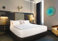 Kimpton Cardinal Hotel - Winston-Salem - Makuuhuone