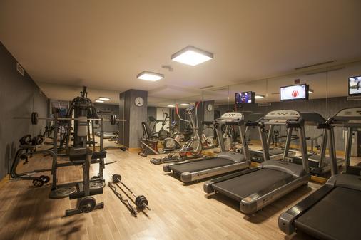 Grand Hotel Gaziantep - Gaziantep - Gym