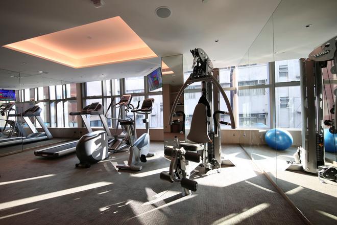 登臺 - 香港 - 健身房
