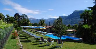 Hotel&Hostel Montarina - Lugano - Pool