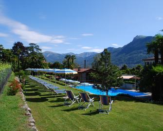 Hotel&Hostel Montarina - Lugano - Piscina