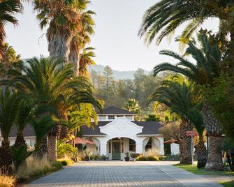 Indian Springs Resort & Spa - Calistoga - Κτίριο