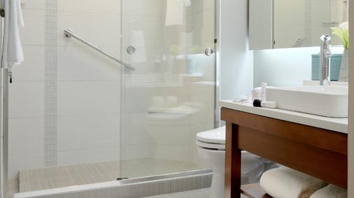 Hyatt Place Washington DC/Georgetown/West End - Washington - Bathroom