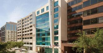 Hyatt Place Washington DC/Georgetown/West End - Washington - Rakennus