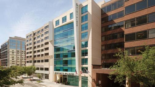 Hyatt Place Washington DC/Georgetown/West End - Ουάσιγκτον - Κτίριο