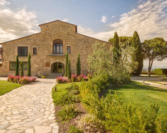 Hotel La Tabaccaia - Montaione - Gebouw