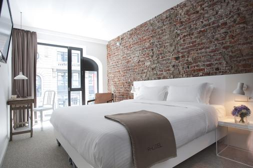 9hotel Central - Brussels - Phòng ngủ