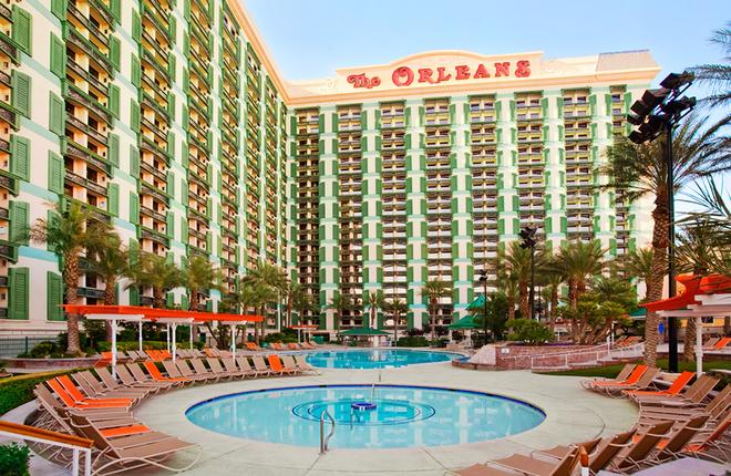 The Orleans Hotel & Casino - Las Vegas - Edificio