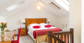 Hotel Leon D´oro - Prague - Bedroom
